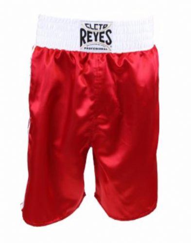 Cleto Reyes Boxing Shorts - Red/White